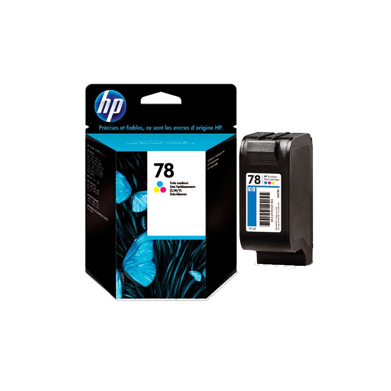 shoppi - Cartouche HP couleur N°78 pour DeskJet