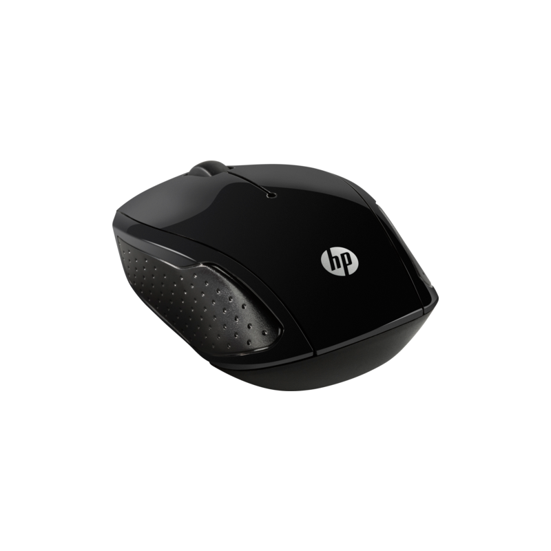 shoppi - HP 200 Black Wireless Mouse