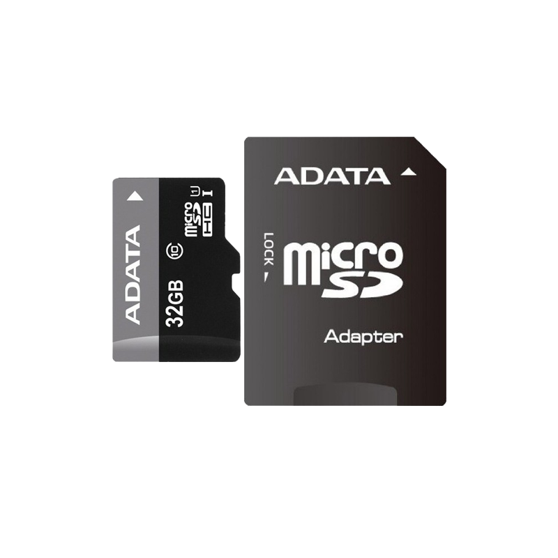 shoppi - ADATA MICRO SD 32G CLASS 10 + ADAPTATE