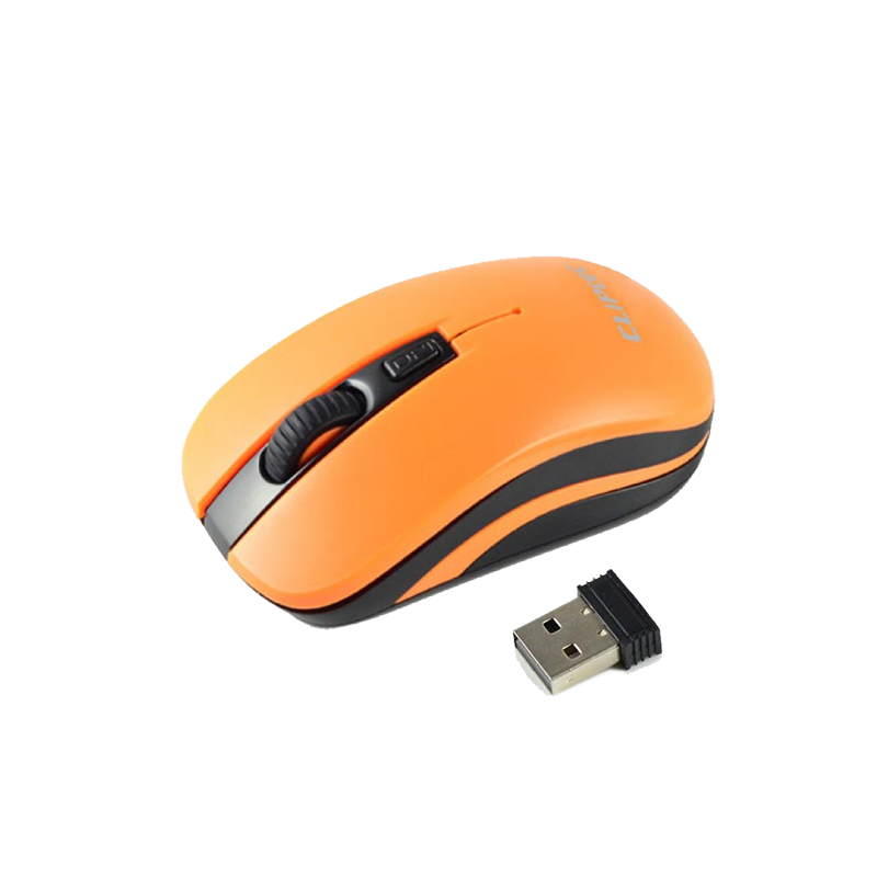 shoppi - Cliptec RZS848 Souris optique sans fil 2,4 GHz « Vivid »