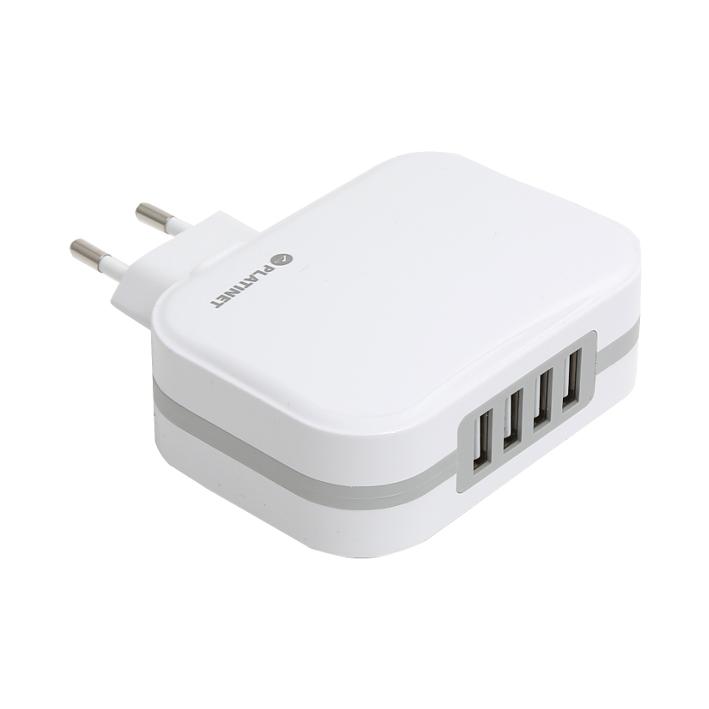 shoppi - Chargeur  multi-USB avec 4 ports USB