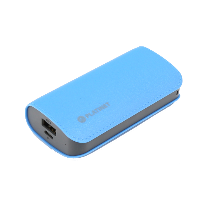 shoppi - Power Bank cuir Platinet 5200 mAh