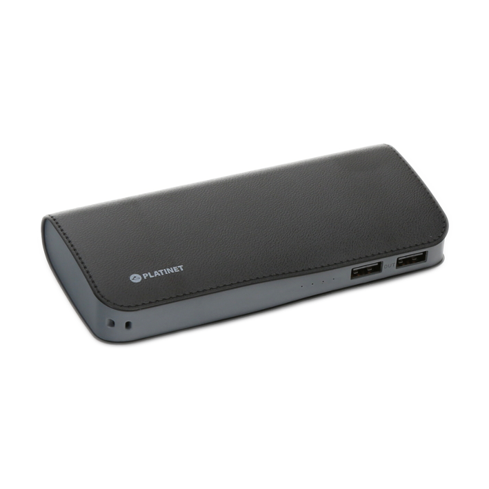 shoppi - Power Bank cuir Platinet 9000 mAh