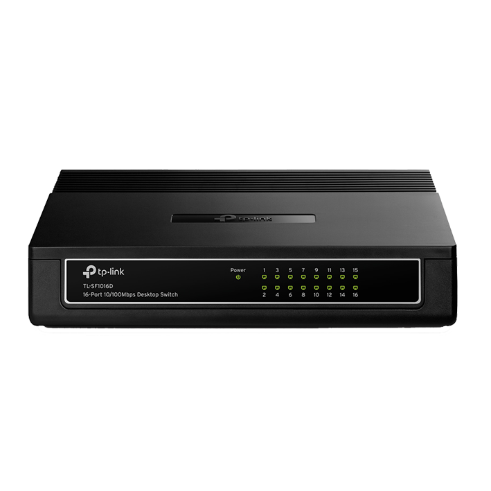 shoppi - Switch 16 ports Tp-Link 10/100 Mbps