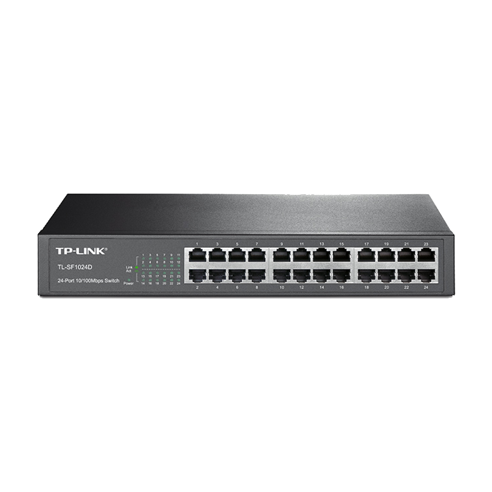 shoppi - Switch 24 ports Tp-link 10/100Mbps