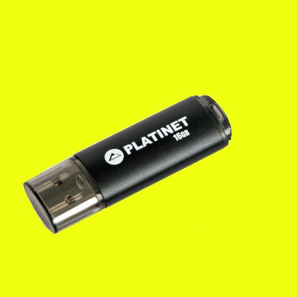 shoppi - Clé USB 2.0 PLATINET 16GO WATER PROTECT
