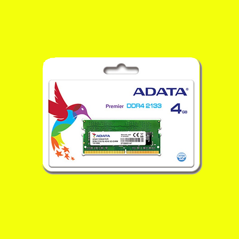 shoppi - Barrette Mémoire Adata 4GB DDR4 SO-DIMM