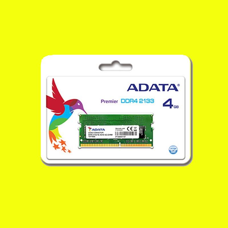 shoppi - Barrette Mémoire Adata 4GB DDR4 SO-DIMM