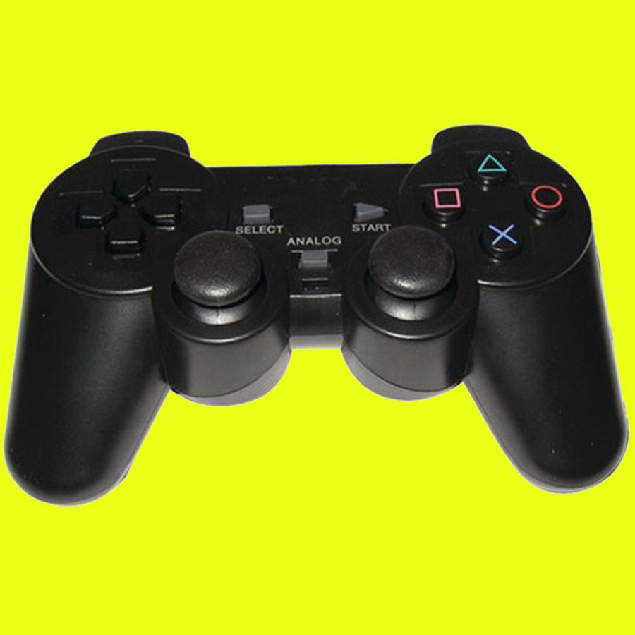 shoppi - Manette Dual Shock Contrôleur Compatible Pour Playstation 2 / Ps2