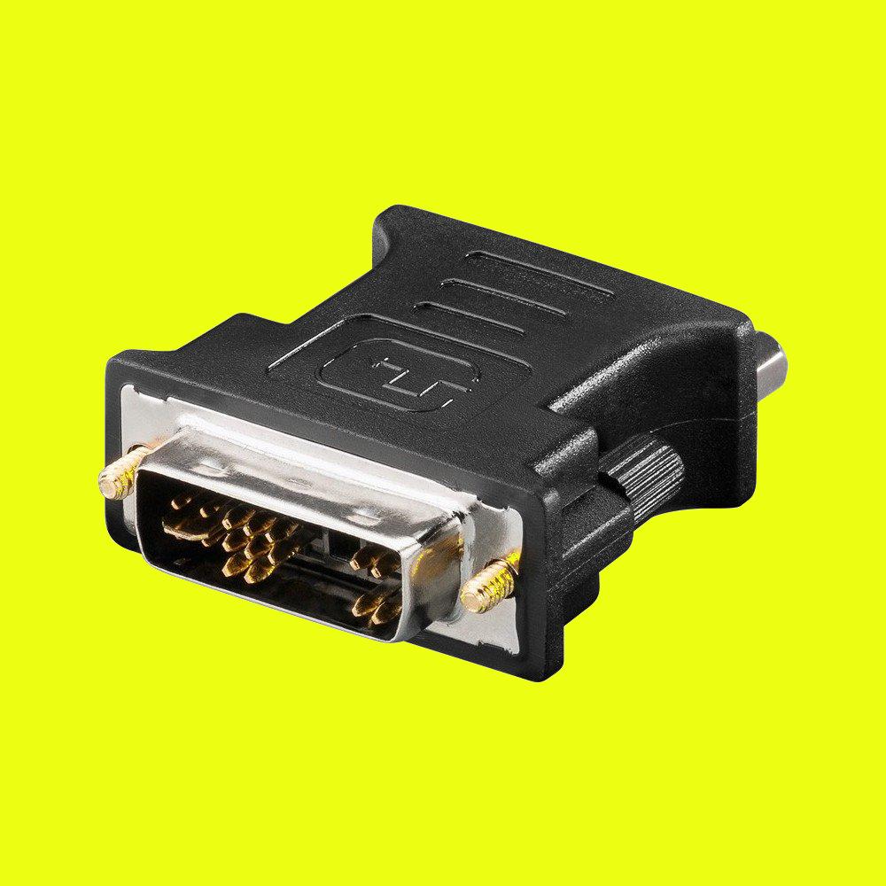 shoppi - Adaptateur DVI  M vers VGA F