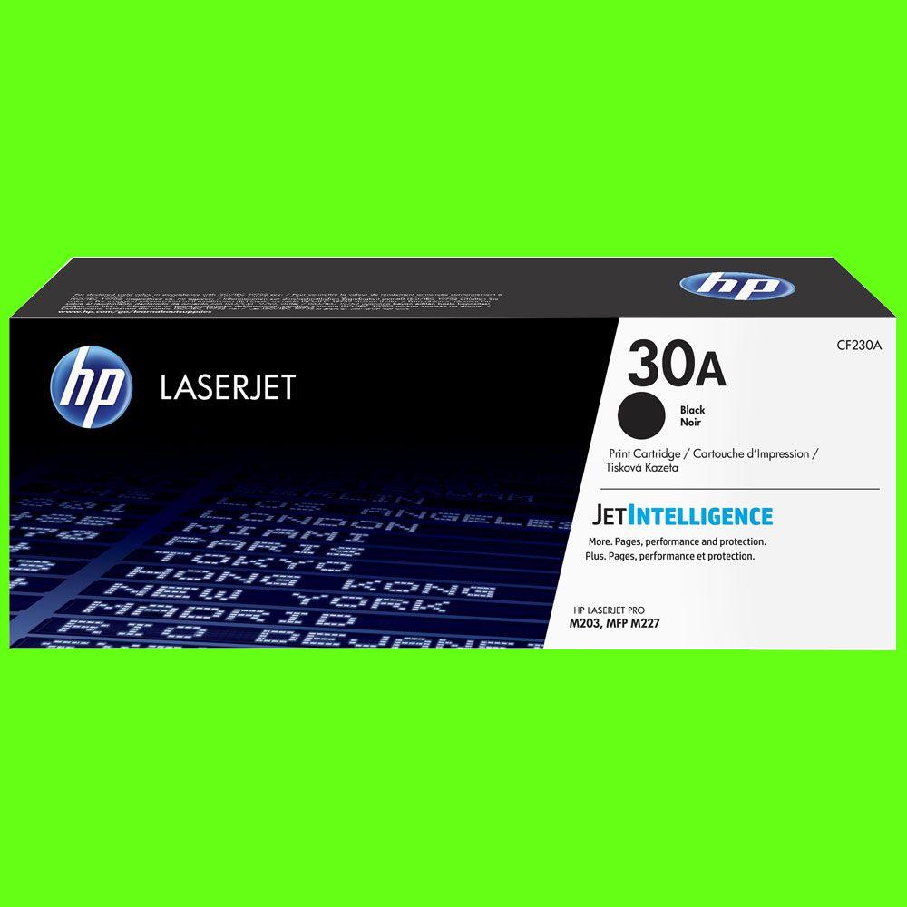 shoppi - Toner Originale HP LaserJet 30A Noir