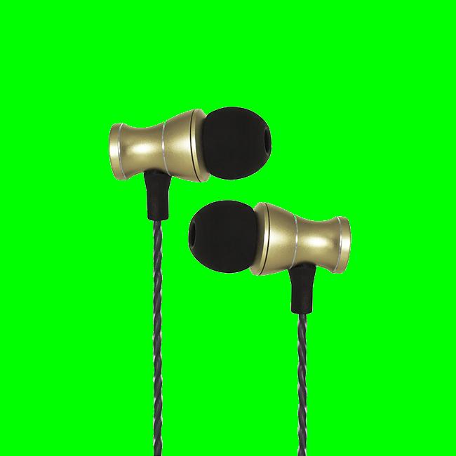 shoppi - CLiPtec MAGNETUCA Écouteurs magnétiques en métal BME801