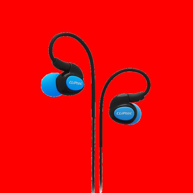 shoppi - CLiPtec XTION-PACE Ecouteurs avec microphone BSE201