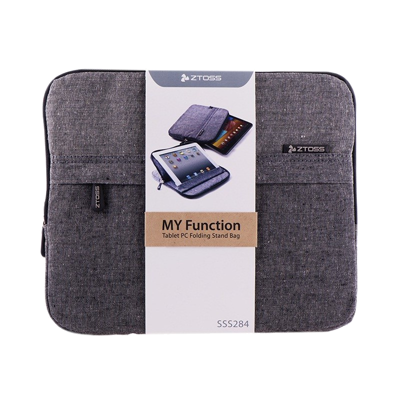 shoppi - Sac de support pilant pour tablettes 10'' CLIPTEC SSS284