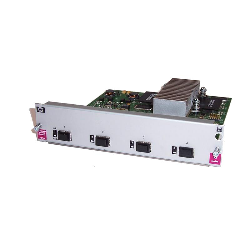 shoppi - HP PROCURVE SWITCH 5300 XL 4 PORT MINI-GBIC MODULE