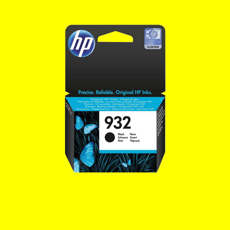 shoppi - HP 932 cartouche d'encre noir