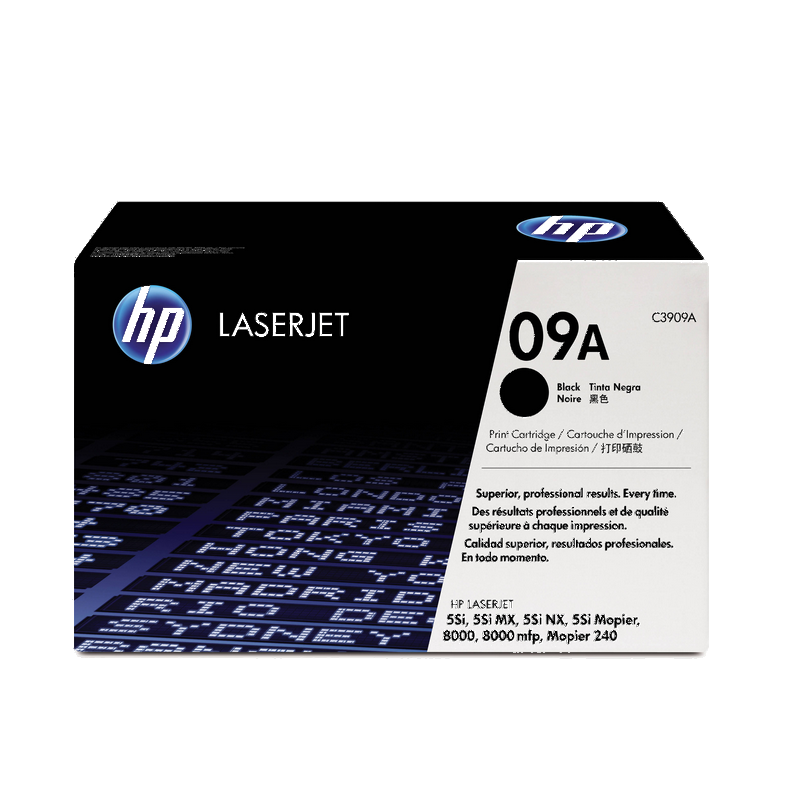 shoppi - Toner noir HP LaserJet 09A
