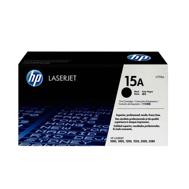 shoppi - HP 15A toner LaserJet noir