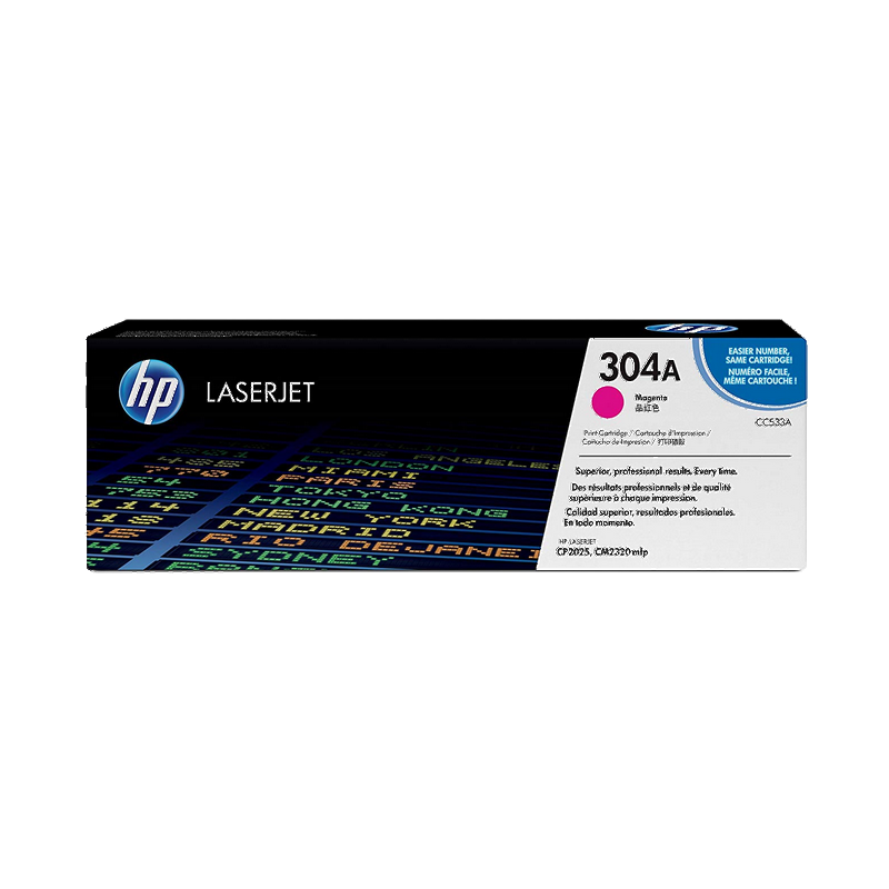 shoppi - HP 304A toner LaserJet magenta