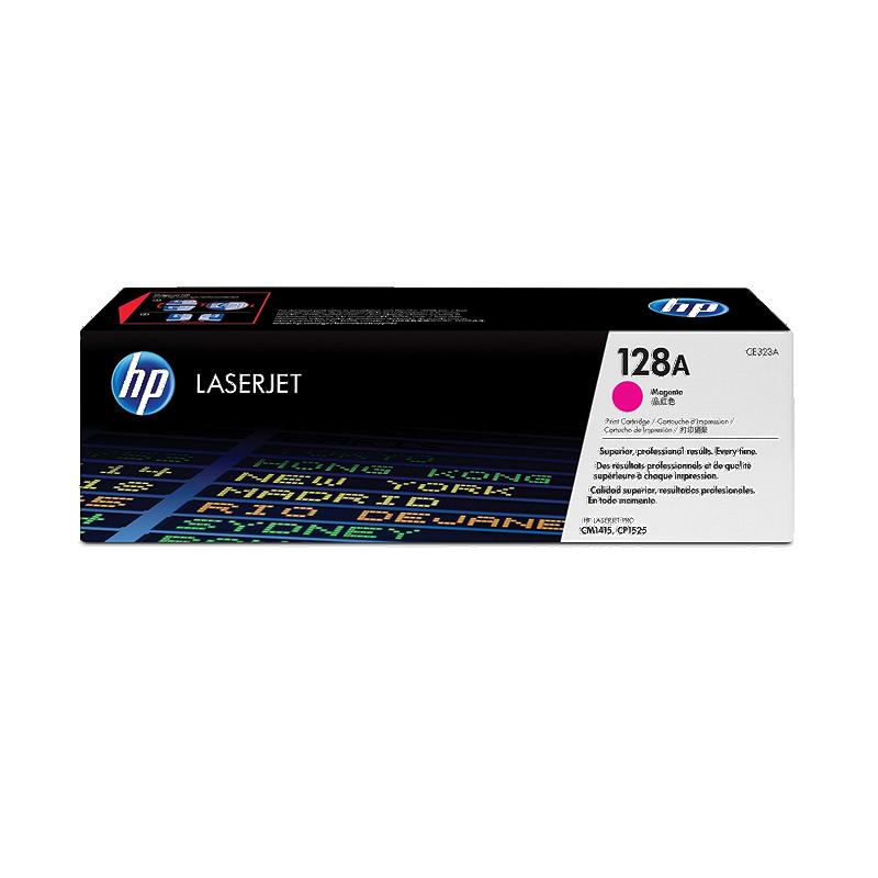 shoppi - HP 128A toner LaserJet magenta
