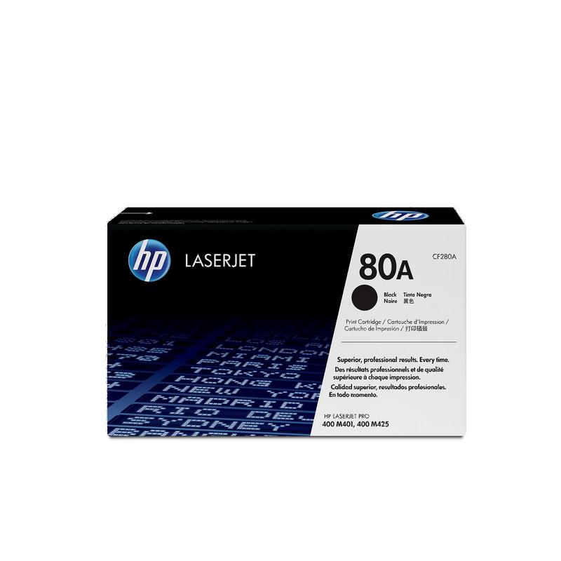 shoppi - HP 80A toner LaserJet noir