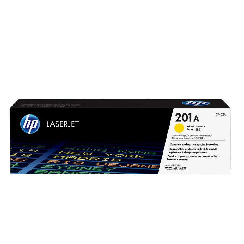 shoppi - HP 201A toner LaserJet Jaune