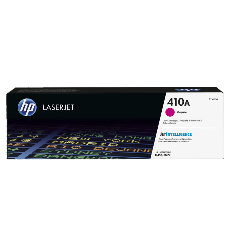 shoppi - HP 410A toner LaserJet magenta authentique
