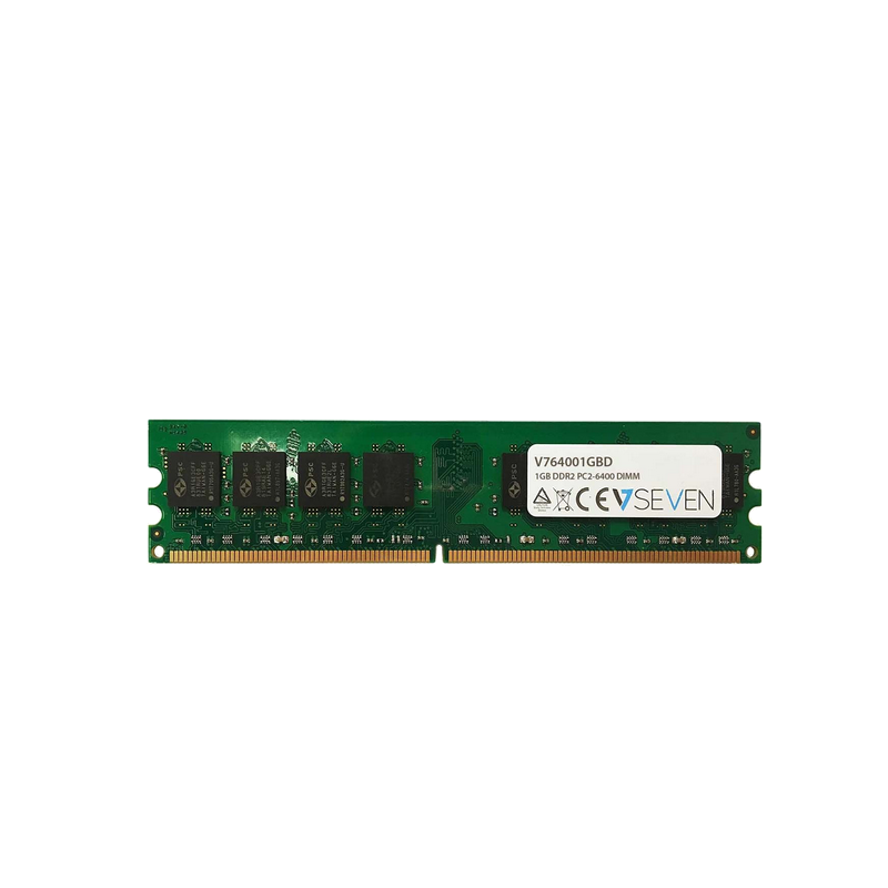 shoppi - Barrette Mémoire 1 GB DDR2 800 DIMM 6400