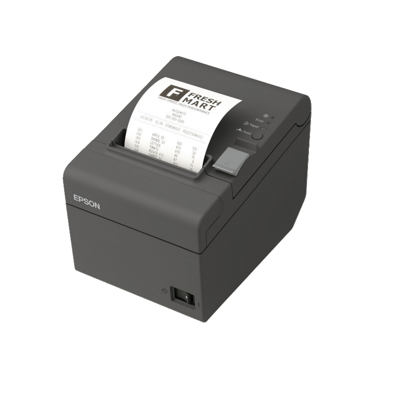 shoppi - TM T20II  Imprimante à reçu EPSON  Version USB / Série