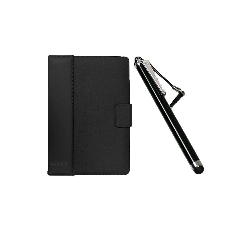 shoppi - Phoenix IV portefeuille avec un stylet et un protecteur d'écran pour tablette de 7 pouces