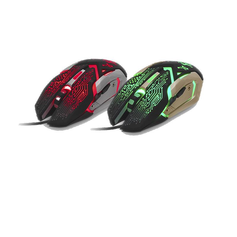 shoppi - CLiPtec SANEGNOT USB Souris Pro-Gaming 3250dpi éclairée RGS621