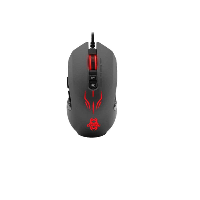 shoppi - Souris Pro-Gaming CLiPtec PINACO USB RGB 4000dpi RGS622