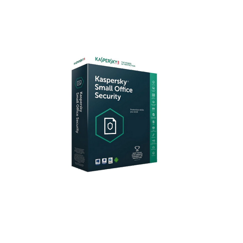 shoppi - Antivirus Kaspersky Small Office Security 5.0 10 poste+1 serveur