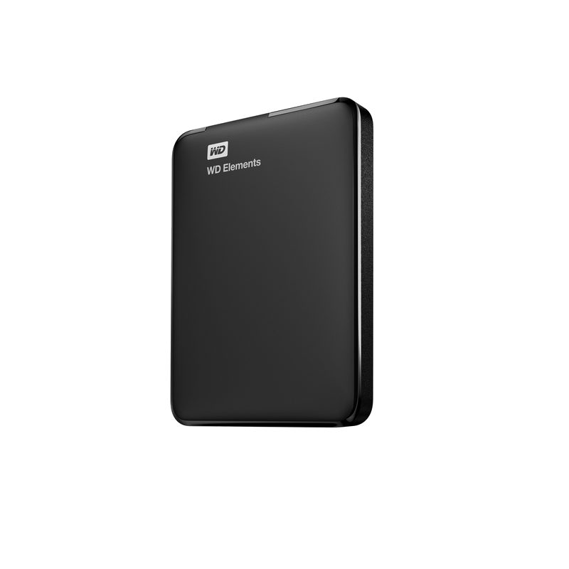 shoppi - Disque Dur Portable Externe  USB 3.0 4TB Noir  Western Digital 2,5''