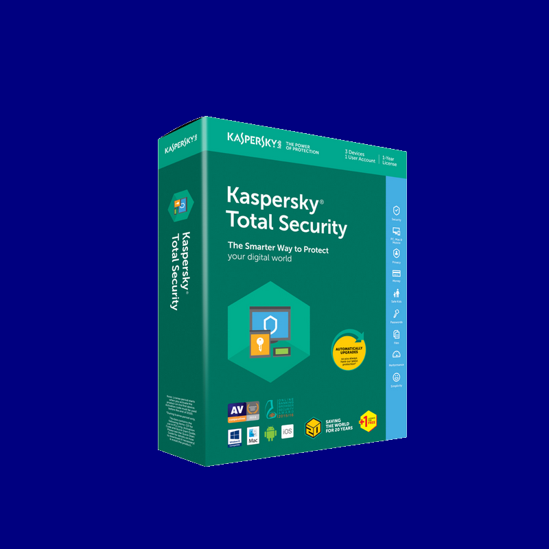 shoppi - Antivirus KASPERSKY Internet Security 2019 - 1 an / 10 Pc