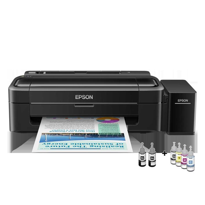 shoppi - Imprimante EPSON L310 jet d'encre couleur A4 avec réservoir intégrée