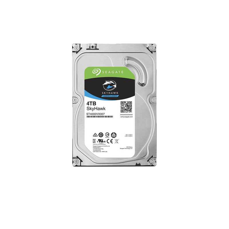 shoppi - SEAGATE HDD SURVEILLANCE (0 Heures) 3.5'', 4TB