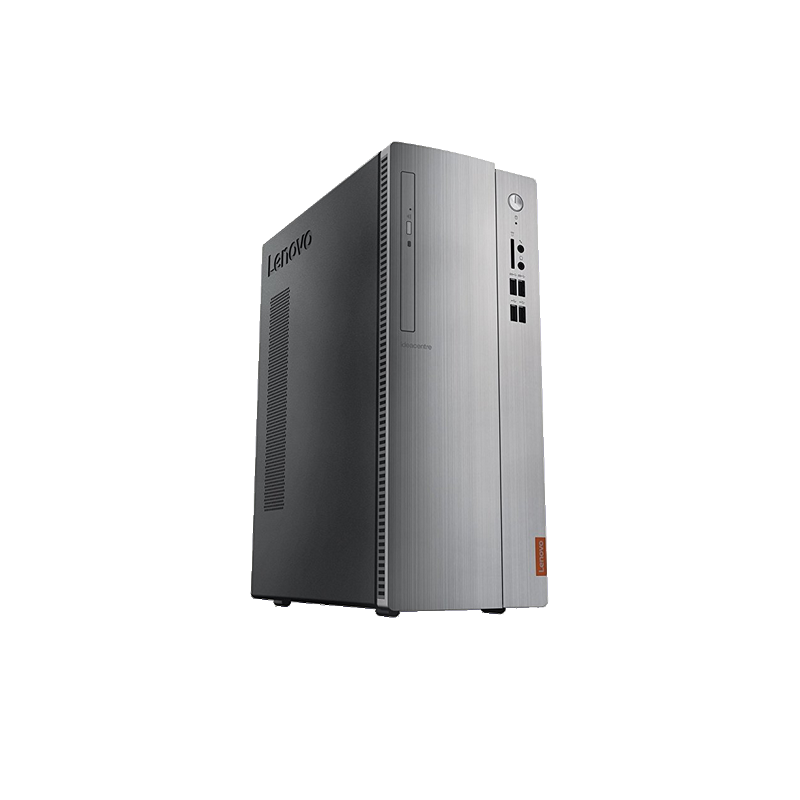 shoppi - Pc de Bureau LENOVO IdeaCentre 510-15IKL Dual Core 4Go 1To