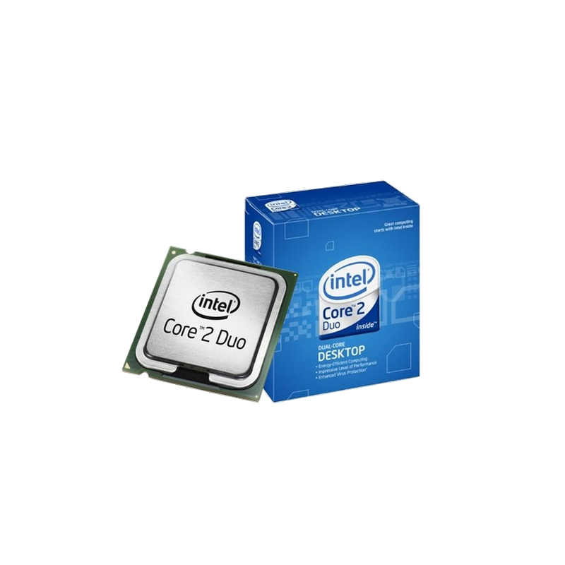 shoppi - Processeur Intel Core 2 Duo E6600