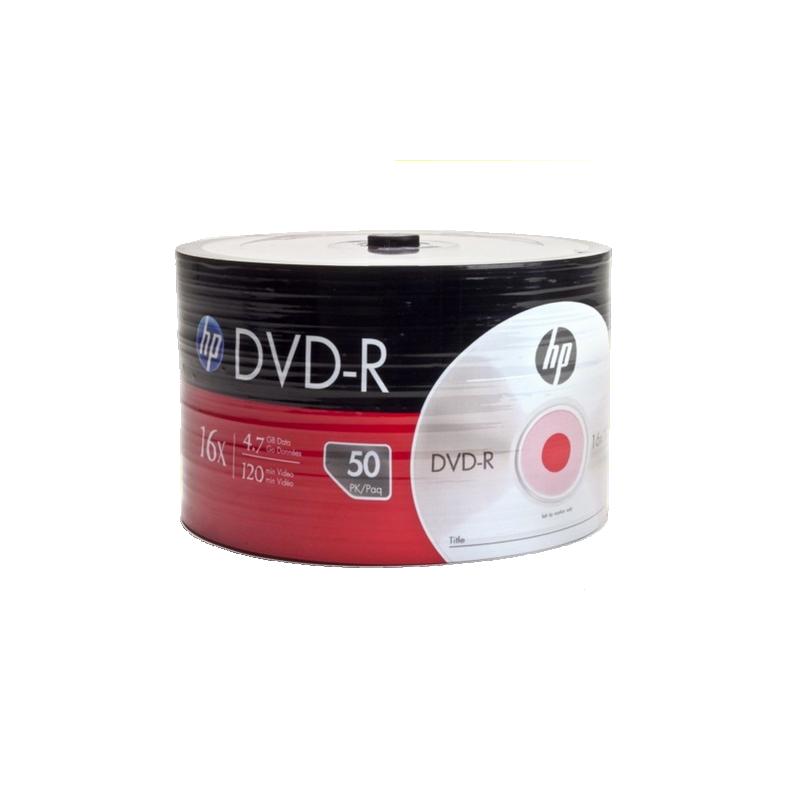 shoppi - BOBINE DE 50 DVD-R HP 4,7GO