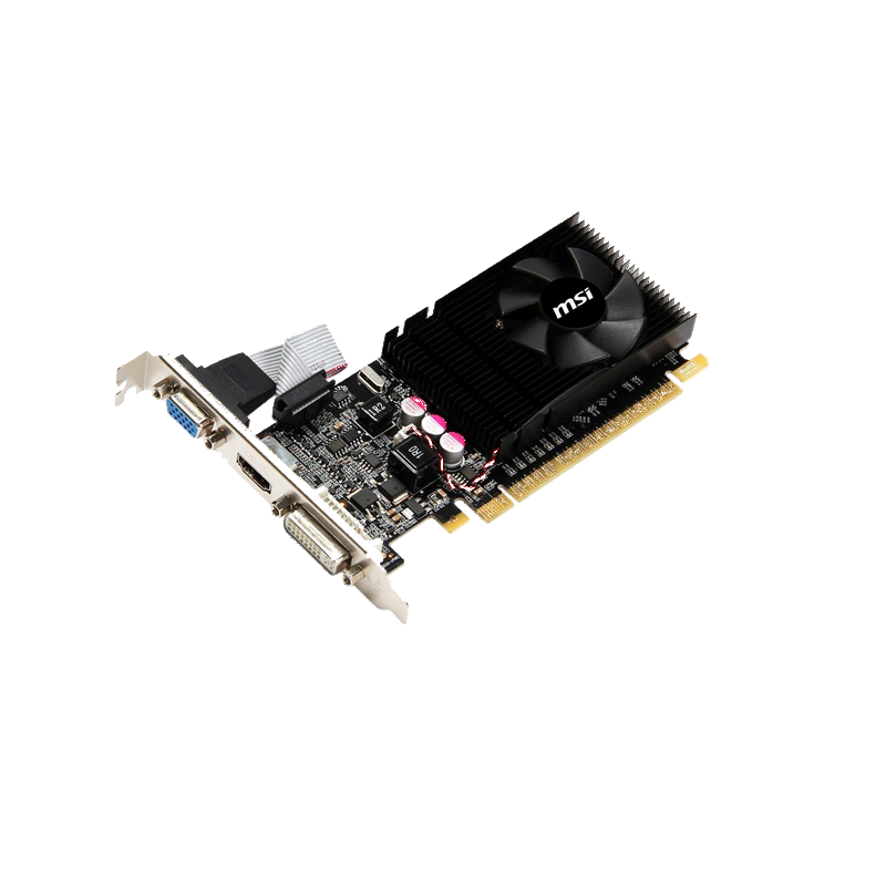 shoppi - Carte Graphique AFOX GeForce GT 610 2Go