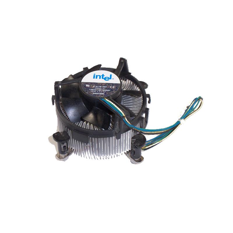 shoppi - Refroidisseur de processeurs silencieux Intel LGA775