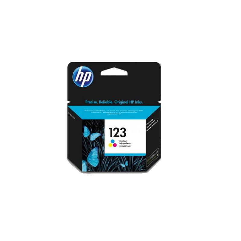 shoppi - HP 123 cartouche d'encre trois couleurs