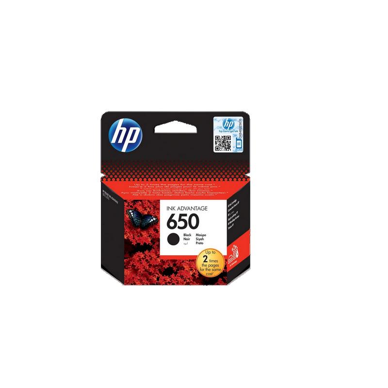 shoppi - HP 650 cartouche d'encre noir