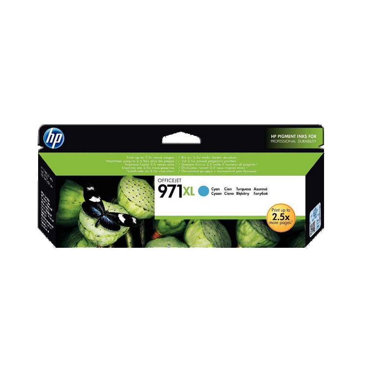 shoppi - HP 971XL cartouche d'encre cyan grande capacité