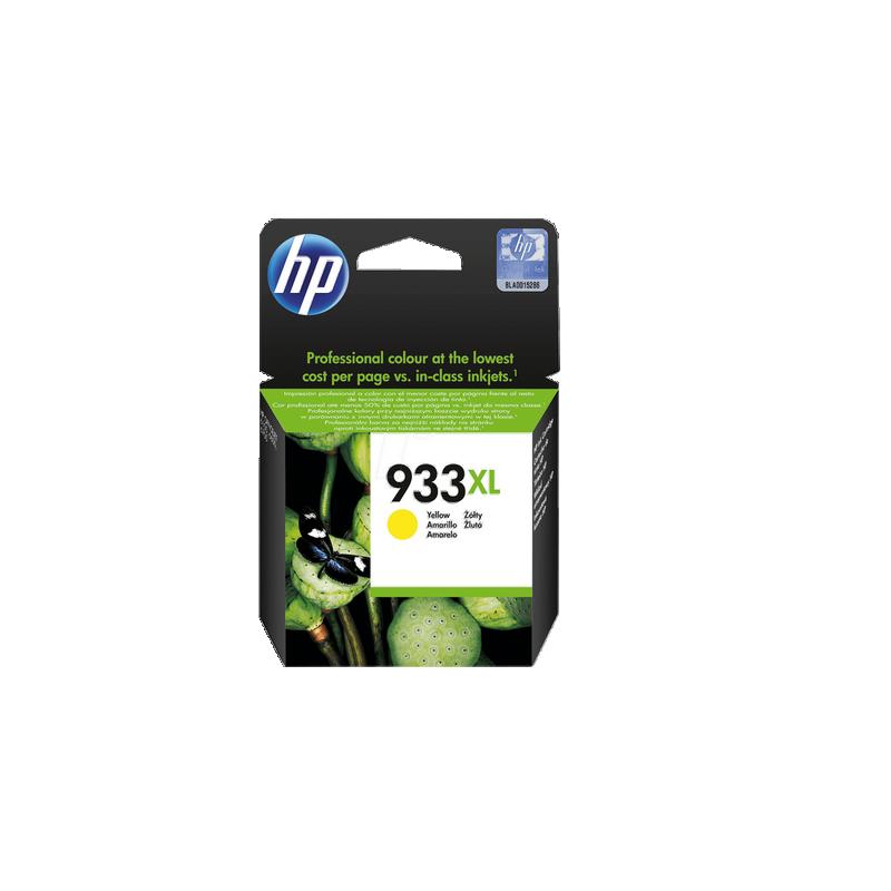 shoppi - HP 933XL cartouche d'encre jaune grande capacité