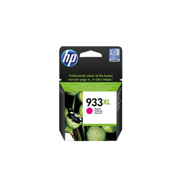 shoppi - HP 933XL cartouche d'encre magenta grande capacité authentique