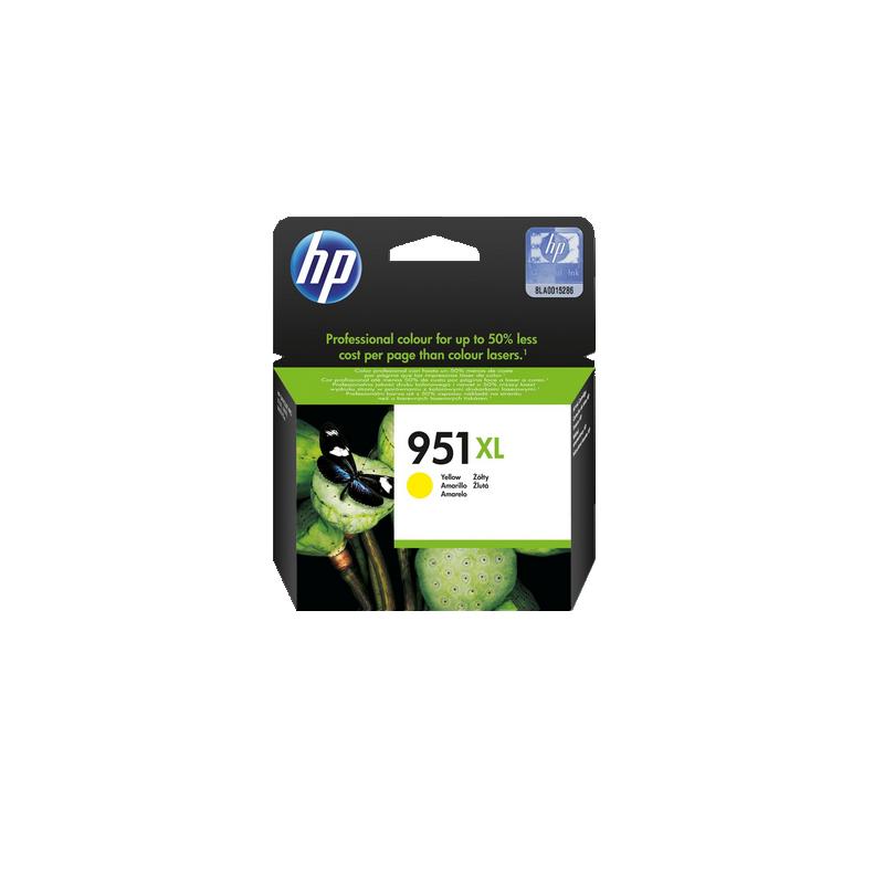 shoppi - HP 951XL cartouche d'encre jaune grande capacité