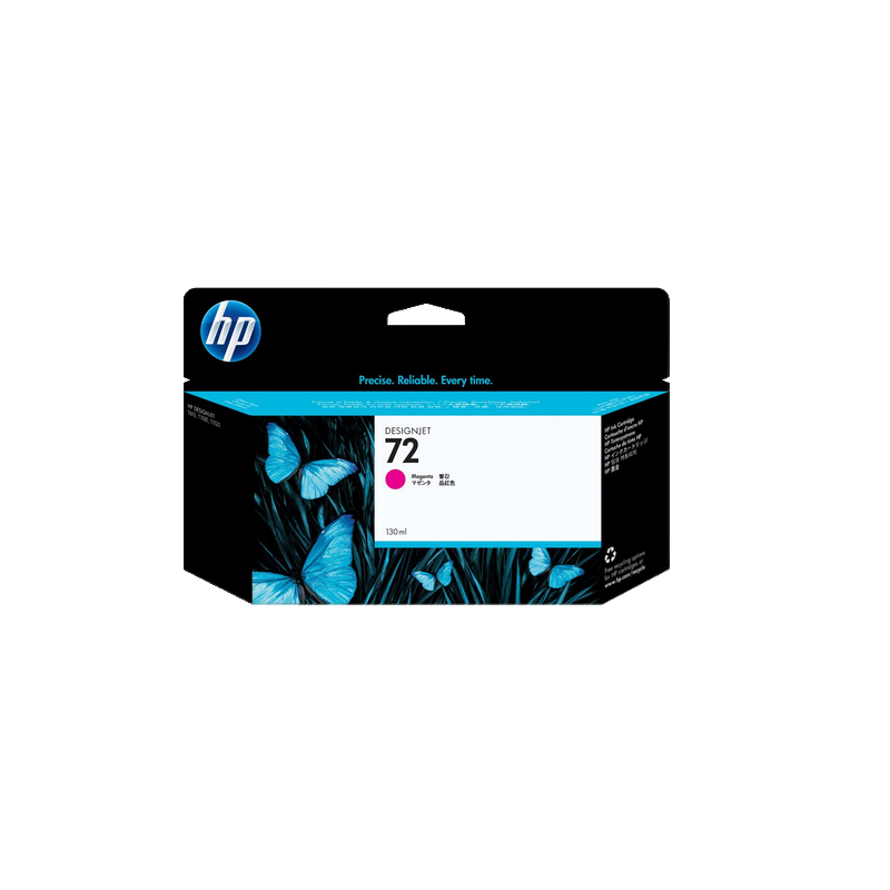 shoppi - HP 72 cartouche d'encre Magenta 130-ml