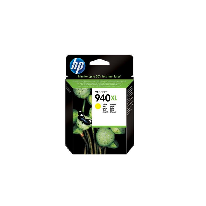 shoppi - HP 940XL cartouche d'encre jaune grande capacité